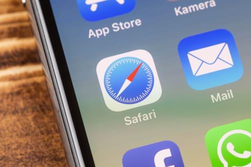 画像: Safari以外のブラウザも使用してみよう(写真はイメージ/Adobe stock)