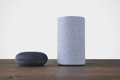 画像: Alexaは、スマートスピーカーに搭載されているAI