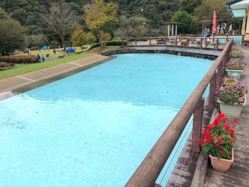 画像: 水遊びができるじゃぶじゃぶ池。夏は着替えが必須!