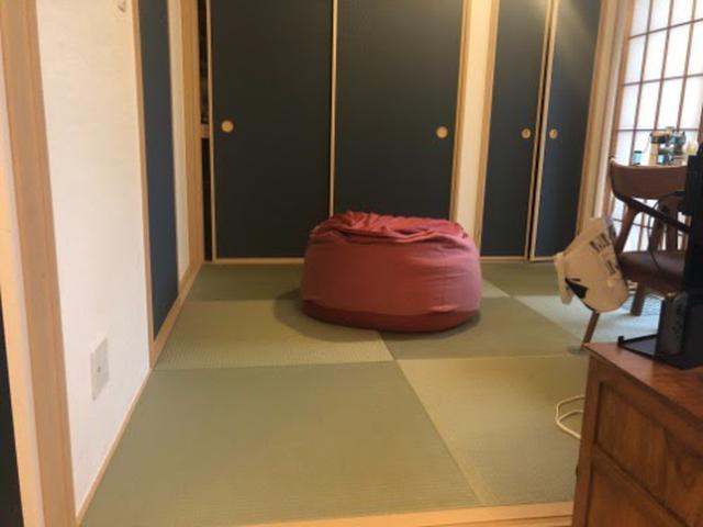 画像: 5.5畳の和室がさらに狭くなる