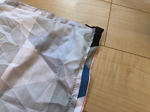 画像: 思わず二度見した縫製クオリティ