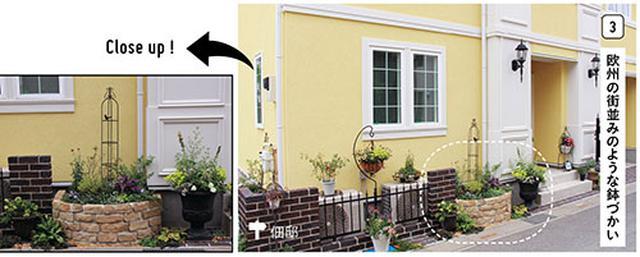 """画像4: どのくらい""""開かれた庭""""にする? パブリック度合を考えたデザイン実例"""