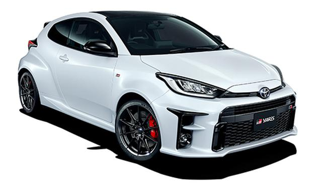 "画像: RZ""High performance""<オプション装着車> toyotagazooracing.com"