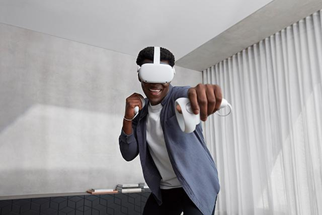 画像3: Facebook Oculus Quest 2