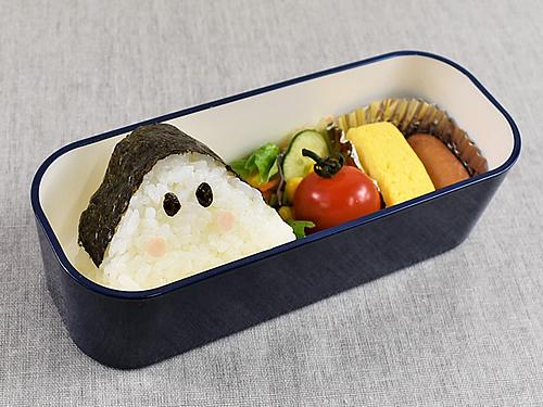 画像: 作ったパーツでお弁当を可愛くデコレーション