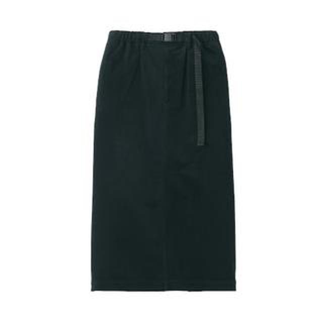 画像: 【無印良品】タイトなのに動きやすさ抜群!撥水加工が施された「ニットコーデュロイスカート」購入レビュー