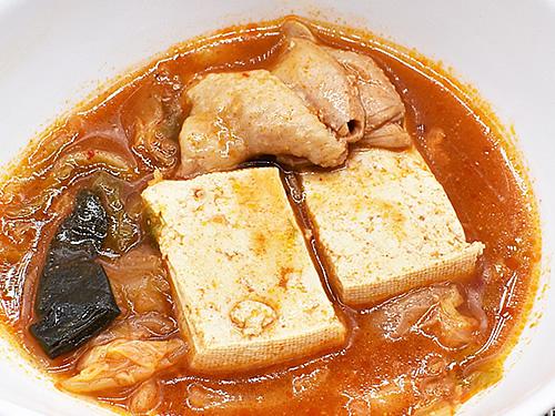 画像2: スープの染み込んだ木綿豆腐が食べごたえ満点!