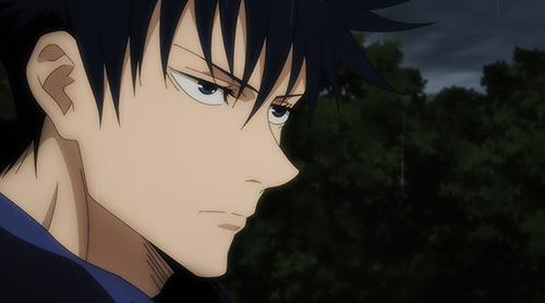 画像: アニメの伏黒くんはまつ毛が長くて美人とネットでも話題です。 www.jujutsukaisen.jp