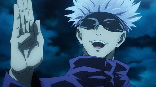 画像: 自称「最強」の五条先生ですが、本当に最強です。 www.jujutsukaisen.jp