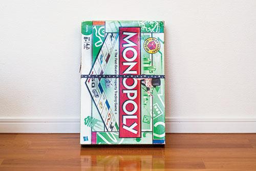 画像2: 大きいおもちゃは大きな箱にざっくり収納