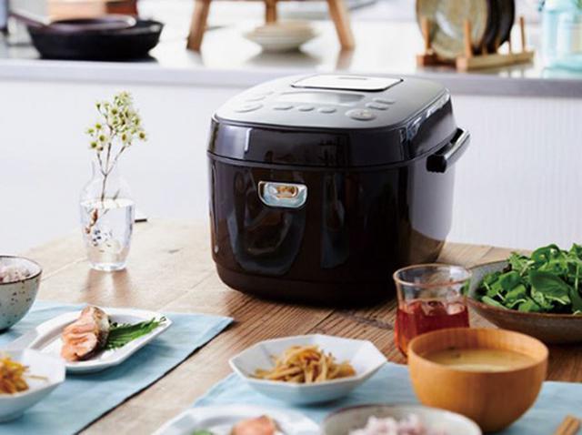 画像: アイリスオーヤマ 銘柄炊き圧力IHジャー炊飯器