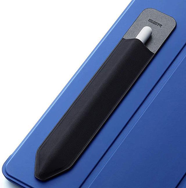 画像: 接着シール式タイプのApple Pencilケース www.amazon.co.jp