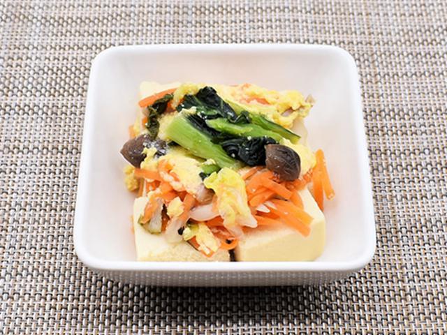 画像1: だしの染み込んだ高野豆腐の深い味わいを堪能!