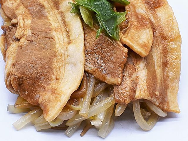 画像2: もやし&豚肉と絶品ぽん酢が相性バツグン