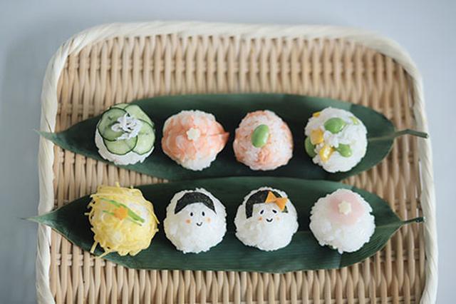 画像: コロコロ手まり寿司