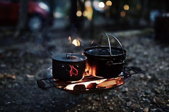 画像: ゆったり流れる時間を楽しむキャンプでの過ごし方