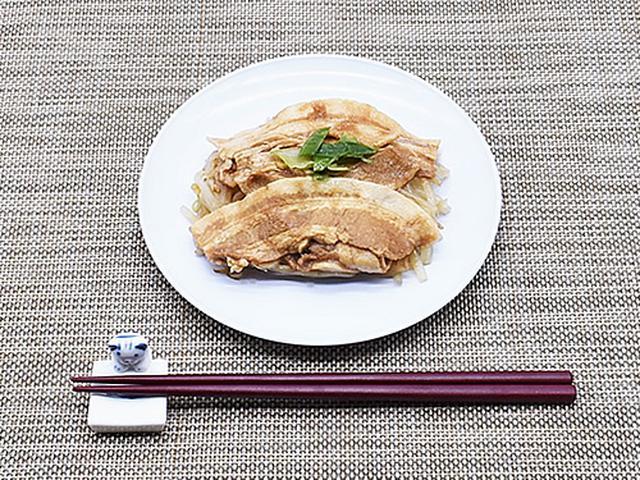 画像1: もやし&豚肉と絶品ぽん酢が相性バツグン