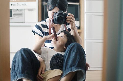 画像1: 何気ない毎日を特別な思い出に変えてくれる家族写真