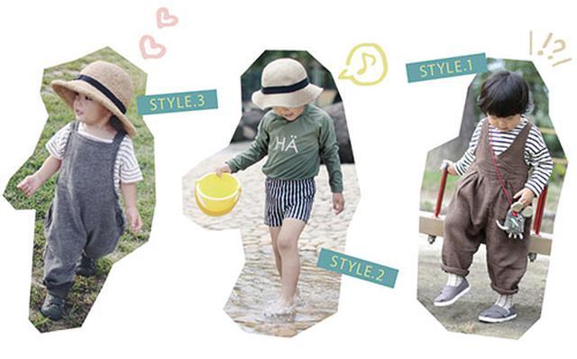 画像2: 子ども自身で着る服を選んで身支度できるようになってほしい