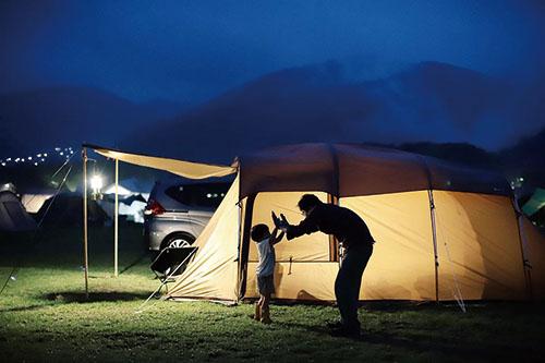 画像: 子どもが楽しめるキャンプ場探し