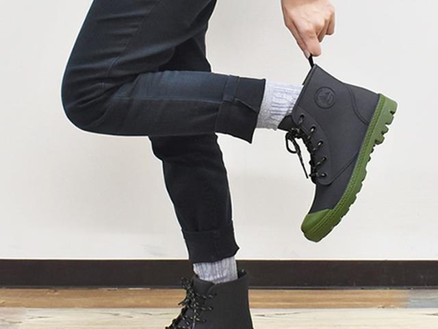 画像1: 足のサイズ23.5cmの私にはMサイズがピッタリ