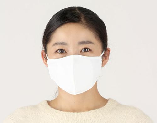 画像: 吸湿発熱 じんわ~りあたたかマスク www.ukiuki.jp