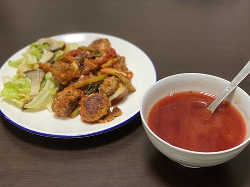 画像: MRM スーパーフーズ レッドビーツトマトスープ