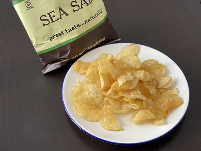 画像: Kettle Foods オーガニックポテトチップス 海塩