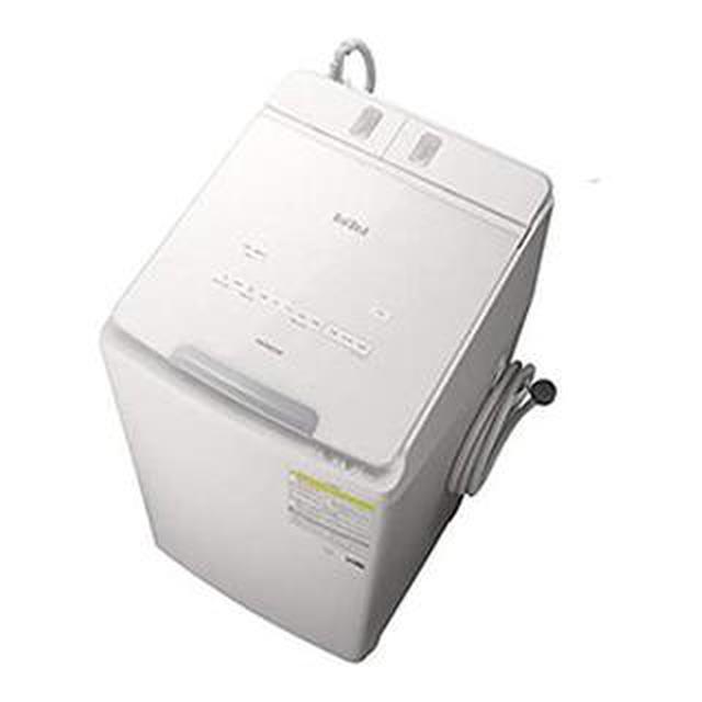 画像: 【日立 ビートウォッシュ BW-DX100F/DX90F】AIが洗い方を自動調節 洗剤自動投入機能も搭載