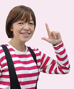 画像9: ケイコ部長