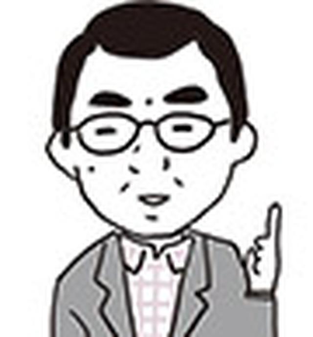 画像: 長沼先生