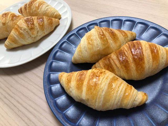 画像: 焼き立てのクロワッサンはサックサク!幸せな朝食。