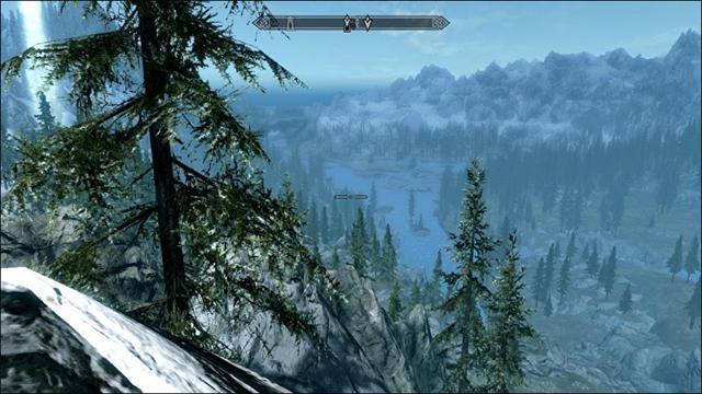 画像: 背景ではなく、すべて行ける場所。山の上にも登れる。