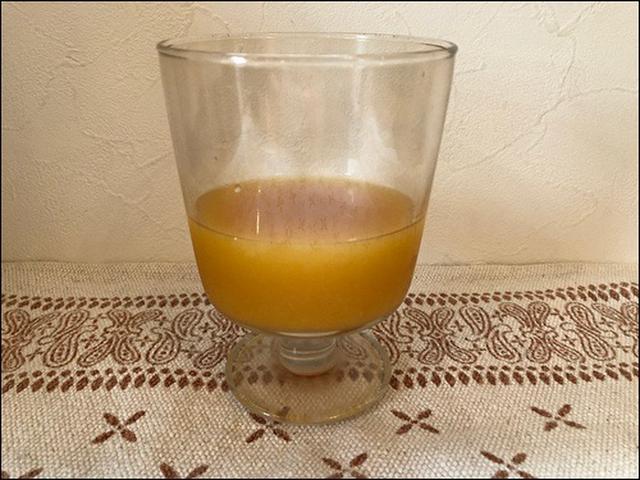 画像: オレンジジュース+養命酒