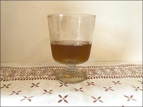 画像: 炭酸水+養命酒