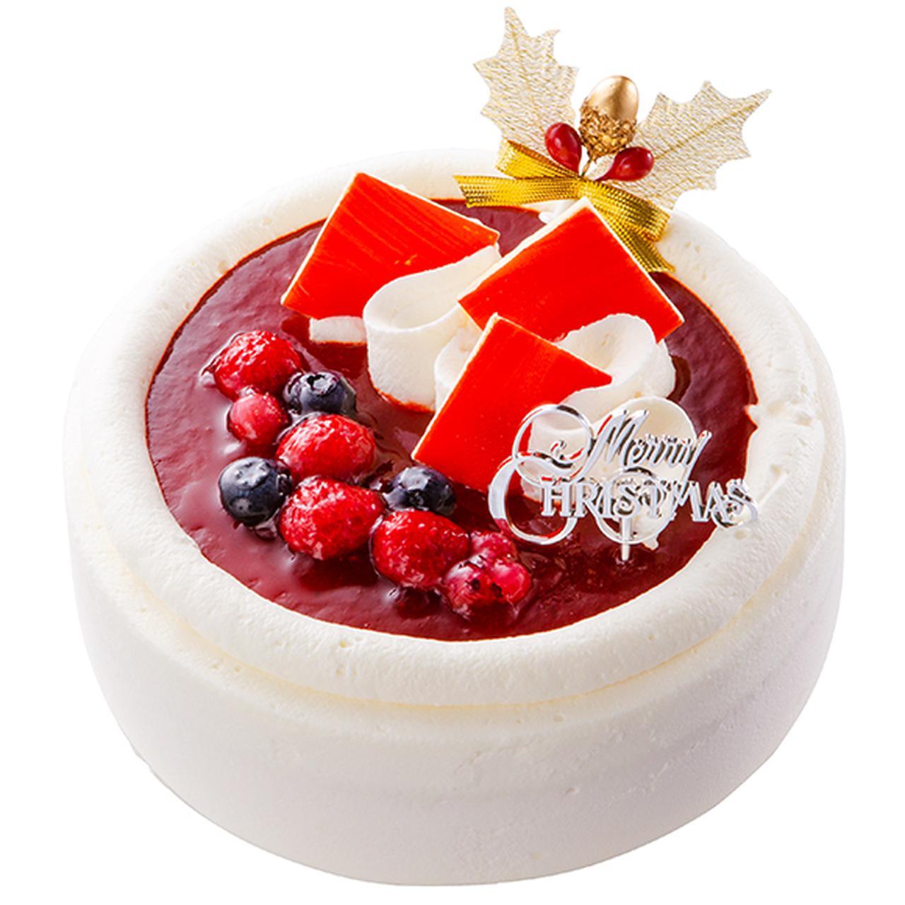 画像2: フランス産クリームチーズ使用 www2.chateraise.co.jp