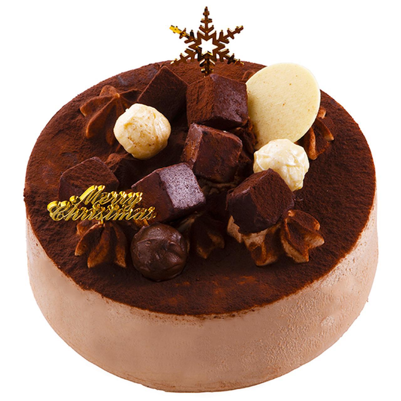 画像: ベルギー産クーベルチュールチョコレート使用 www2.chateraise.co.jp