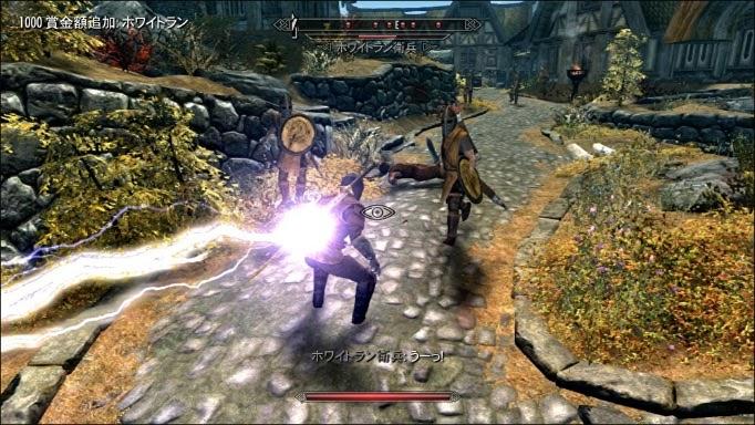 画像: 剣を振り回してれば従者が助けてくれる