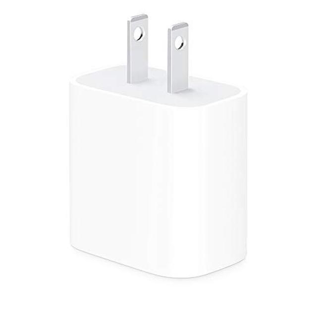 画像: 以前のiPhoneに標準で付属していたUSB-A充電器は5Wタイプ。