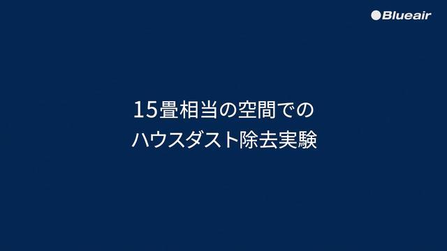 画像: Blueair Protect 性能試験動画 youtu.be