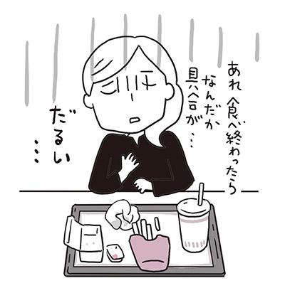 画像1: 【HSPの対処法】健康・食事編:眠れない、食後だるい、異常に疲れるへの対策