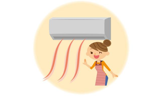 画像: 暖房 メイン利用にはエアコンがおすすめ。体を直接温められる局所暖房にも注目!