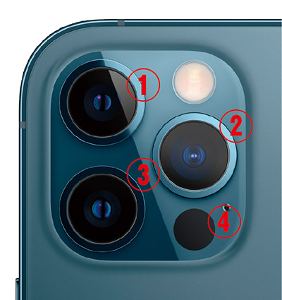 画像7: 【iPhone12】11との相違点・進化ポイントを解説!暗くてもバッチリ撮れるカメラ機能もチェック