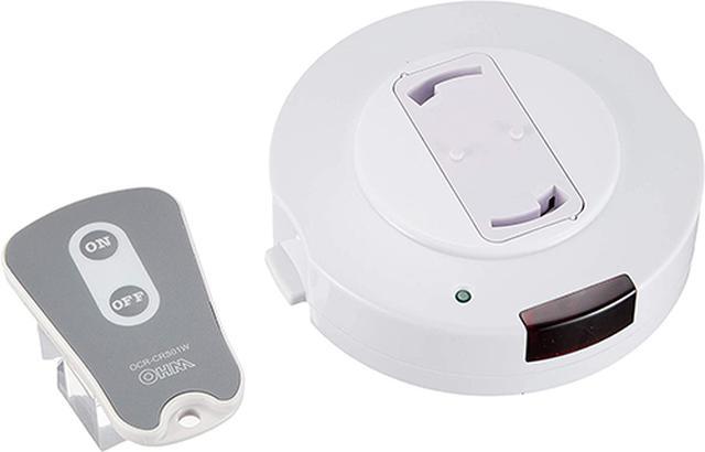 画像: 照明をスマートリモコンに対応させる器具