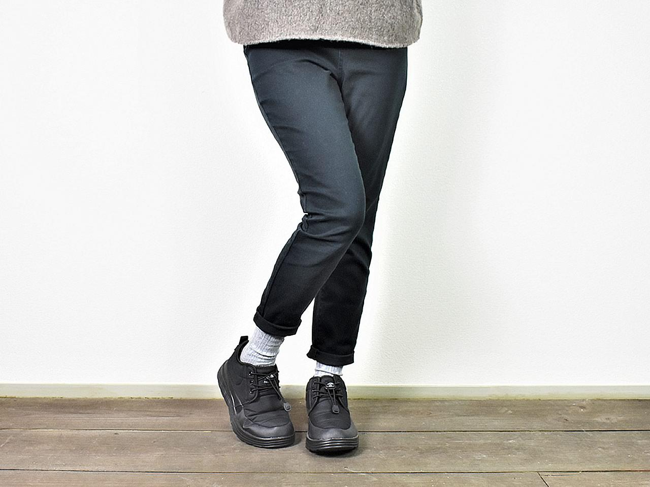 画像: 暖かいのに軽い「防寒ブーツ バケイラ」