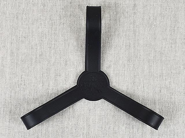 画像: 3方向に伸びた帯