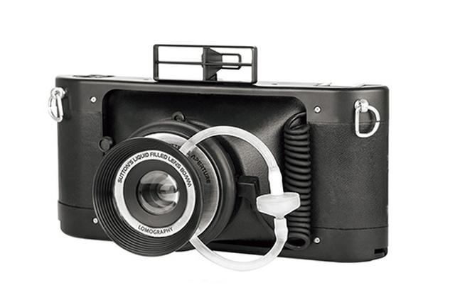 画像1: ロモジャパン HydroChrome Sutton's Panoramic Belair Camera