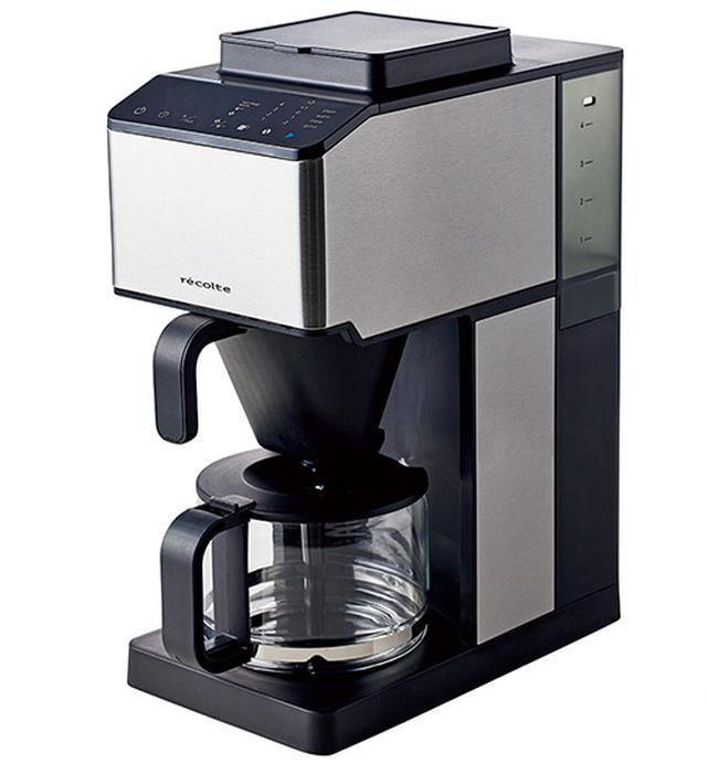 画像1: レコルト コーン式全自動コーヒーメーカー