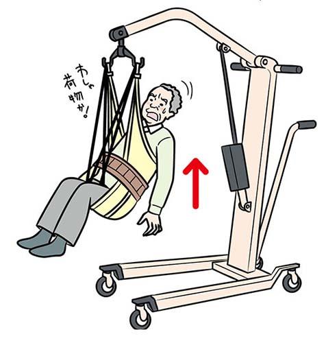 画像: 「直線的な動き」は 人間の動作にはない