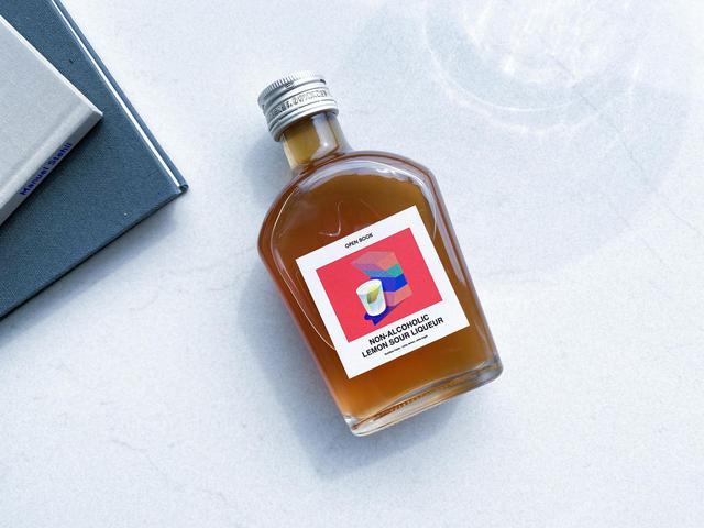 画像: OPENBOOKのレモンサワーの素200ml